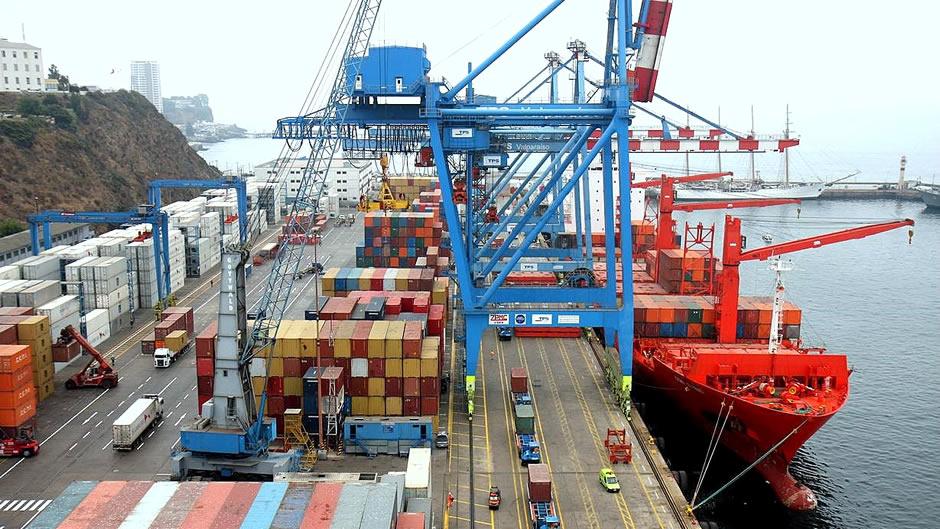 Integración comercial de Chile con América Latina