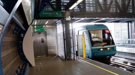 INE grafica sobrecarga del Metro